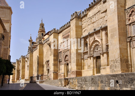 La Mezquita, Cordoba, Cordoba Province, Andalucia, Spain - Stock Photo