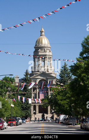 State Capitol Building Cheyenne Wyoming