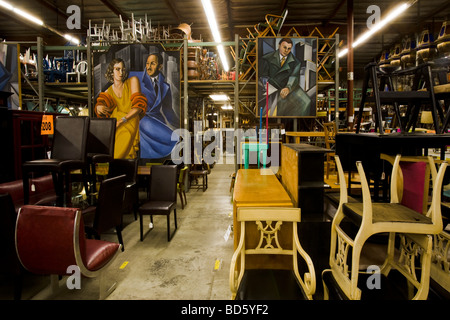 Affordable Th Century Props North Hollywood Los Angeles California Stock  Photo With Furniture Stores In North Hollywood