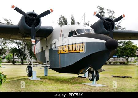 Royal Thai Navy Museum in Samut Prakan Thailand - Stock Photo