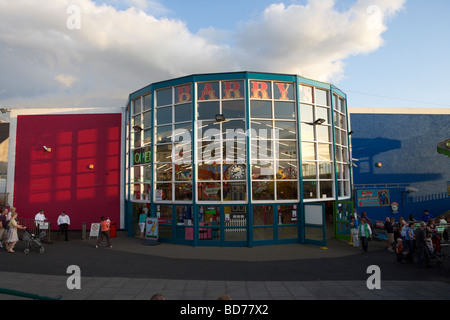 Barrys amusements portrush county antrim northern ireland - Stock Photo