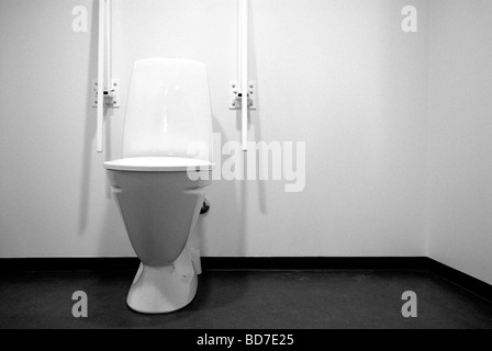 TOILET FOR THE DISABLED - Stock Photo