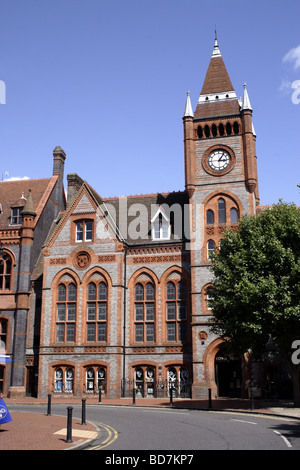 Reading Town Hall - Stock Photo