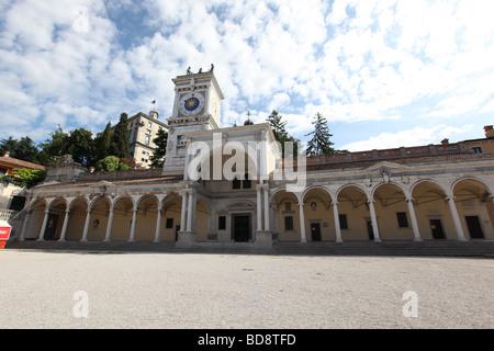 The Loggia di San Giovanni in Udine, Friuli Venezia Giulia, Italy - Stock Photo