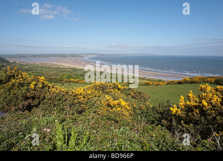 Red Wharf Bay Anglesey Wales UK - Stock Photo
