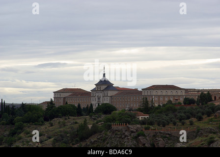 Toledo Akademie Toledo Academy 03 - Stock Photo