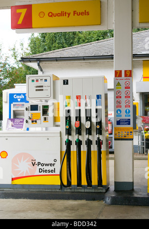Shell petrol gas station stations filling garage 7 eleven 11 seven stock photo royalty free - Find nearest shell garage ...