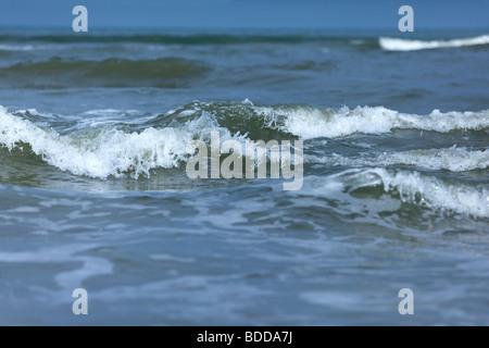 Sea waves - Stock Photo