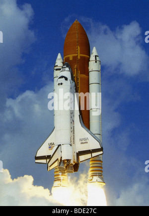 Space Shuttle. - Stock Photo