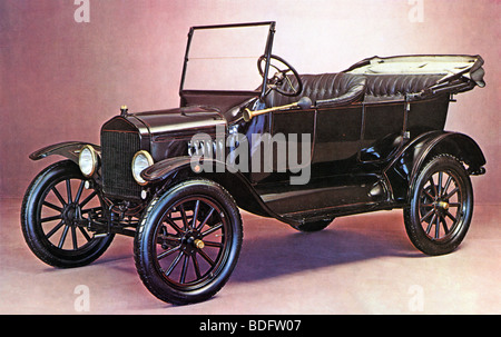 FORD MODEL T from 1922 - Stock Photo