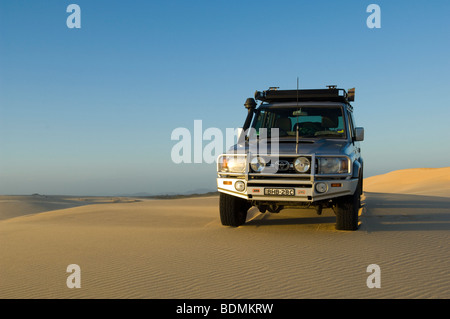 how to get to stockton beach sand dunes