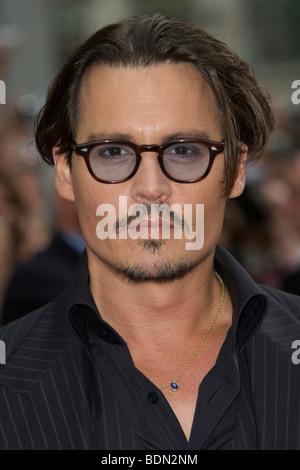 Johnny Depp - Stock Photo