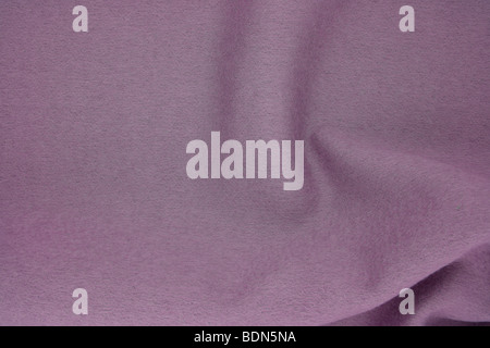 purple felt - Stock Photo