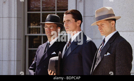 Public Enemies Year : 2009 Director : Michael Mann Christian Bale - Stock Photo