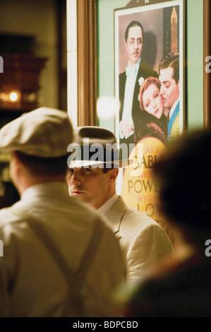 Public Enemies Year : 2009 Director : Michael Mann Christian Bale - Stock Photo