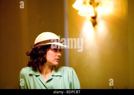 Public Enemies Year : 2009 Director : Michael Mann Marion Cotillard - Stock Photo