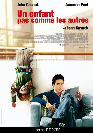 Martian Child Year : 2007 Director : Menno Meyjes Bobby Coleman, John Cusack Movie poster (Fr) - Stock Photo