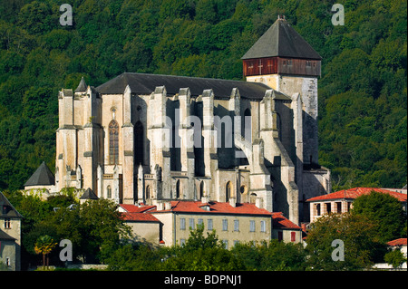 SAINT BERTRAND DE COMMINGES, HAUTE GARONNE, FRANCE - Stock Photo