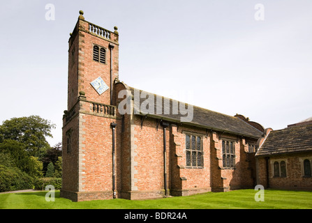 UK, England, Cheshire, Knutsford, Tabley House, St Peters Chapel, 1675 - Stock Photo