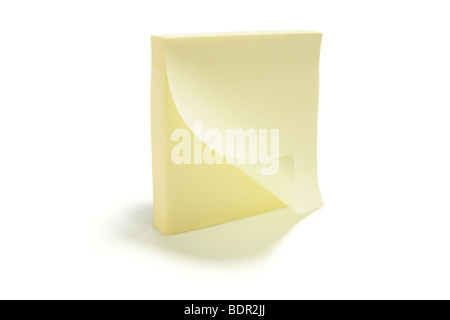 Post It Note Pad - Stock Photo