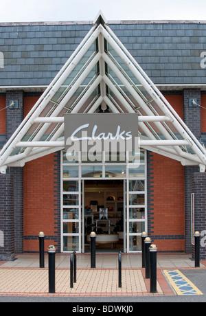 Clarks Shoe Shop Bristol