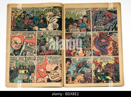 comic books - Stock Photo