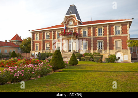 Soulac-sur-Mer, Gironde, Aquitaine, Southern France, France, Europe - Stock Photo