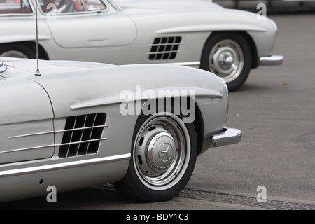 mercedes benz 300sl gullwing vintage classic motorcar thailand s e stock photo royalty free. Black Bedroom Furniture Sets. Home Design Ideas