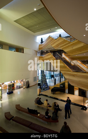 Millennium Centre, Cardiff Bay, Cardiff, Wales, UK - Stock Photo