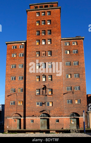 Old reservoir house / Wismar - Stock Photo