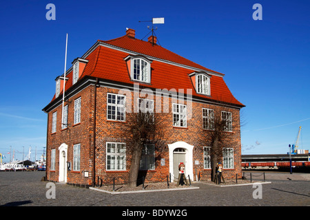 Old Baumhaus / Wismar - Stock Photo