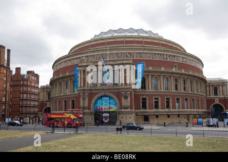 'Royal Albert Hall' Kensington London England GB UK - Stock Photo
