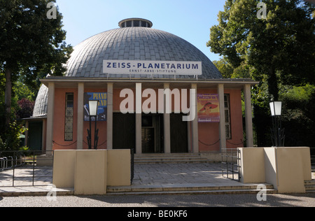 Zeiss Planetarium, Jena, Thuringia, Germany, Europe - Stock Photo