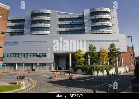 New ward block at the Royal Victoria Hospital, Belfast - Stock Photo