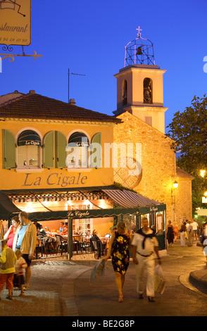 St Maxime Cafe De France