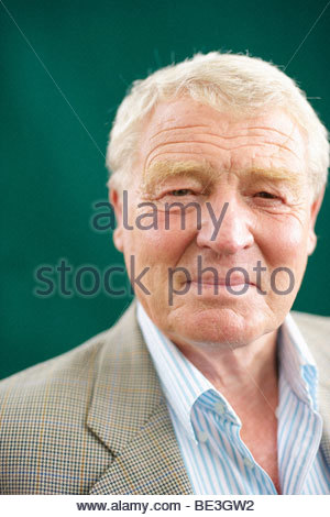 Paddy Ashdown,former MP and leader of The Liberal Democrat Party and writer his memoirs A Fortunate Life - Stock Photo