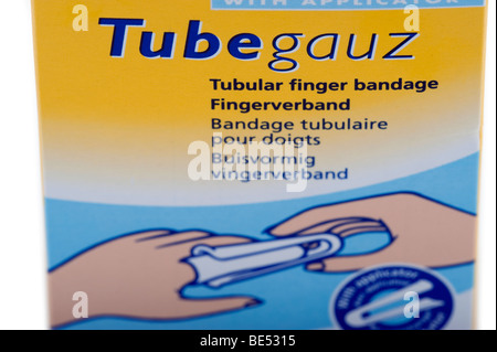 finger bandage applicator instructions