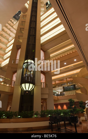 The Regent, Four Seasons Hotel, Singapore, Southeast Asia - Stock Photo
