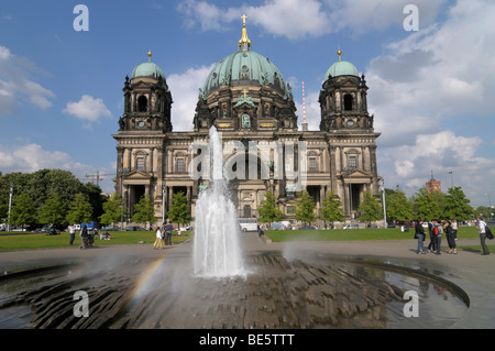French Cathedral, Berlin, Germany, Europe - Stock Photo