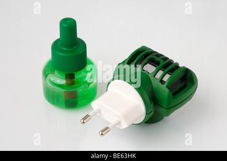 Electric Vaporizer Mosquito repellent - Stock Photo