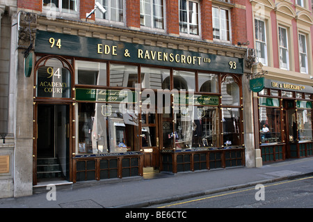 Ede & Ravenscroft Stock Photo, Royalty Free Image ...