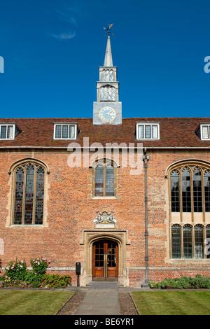 Part of Magdalene College in Cambridge (Cambridge University) - Stock Photo