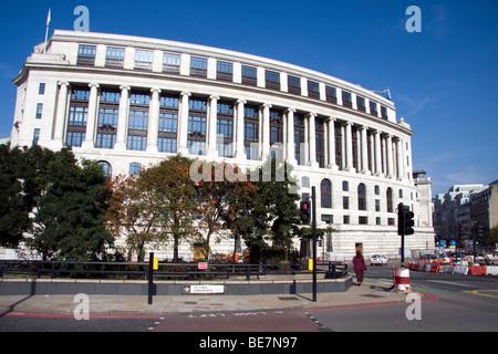 Unilever Building Blackfriars london - Stock Photo