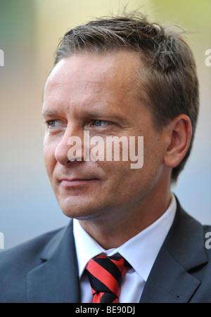 Manager Horst Heldt, VfB Stuttgart - Stock Photo