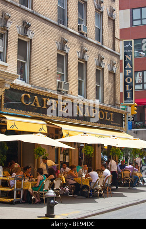 Cafe Napoli Little Italy Nyc