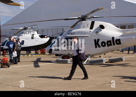 Agusta A-119 Koala Stock Photo: 112503215 - Alamy