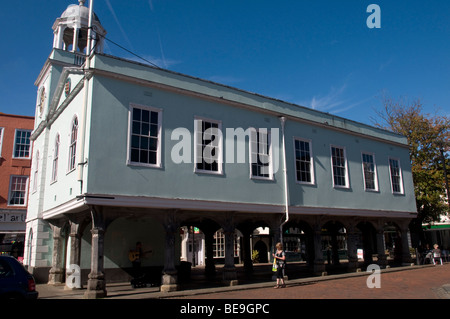 Faversham Town Kent england UK the Guildhall in court street - Stock Photo