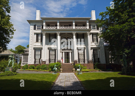 Linden place museum an 1810 mansion of the influential dewolf linden place museum an 1810 mansion of the influential dewolfcolt 45 publicscrutiny Gallery