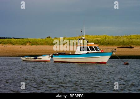 europe, uk, england, devon, Exe estuary - Stock Photo