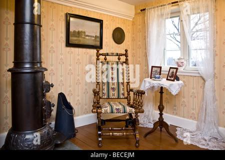 old woodburning stove stock photo royalty free image. Black Bedroom Furniture Sets. Home Design Ideas